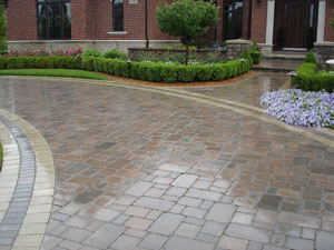 Brickside Paving Inc. - Brick Paver Driveways