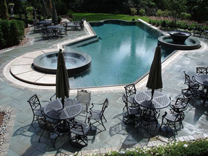 Brickside Paving Inc. - Pool Decks