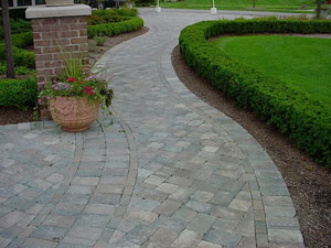 Brickside Paving Inc. - Brick Walkways